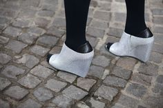 Street Looks at Fashion Week Fall-Winter 2013-2014 Milan Day 4