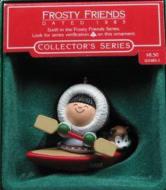 1985 Frosty Friends 6th in Series