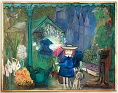 New-York Historical Society | Madeline in New York: The Art of Ludwig Bemelmans