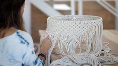 Macrame Chairs, Macrame Wall Hanging Diy, Rope Art, Micro Macramé, Macrame Tutorial, Diy Chandelier, Macrame Bag, Diy Curtains, Boho Diy