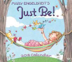 Mary Engelbreit 2015 Day-to-Day Calendar: Just Be! by Mary Engelbreit http://www.amazon.com/dp/144944718X/ref=cm_sw_r_pi_dp_JMJ.tb0PV6G13