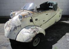 1958 Messerschmitt KR201