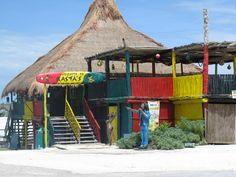 Bob Marley Bar Cozumel, Mexico