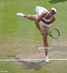 Maria Sharapova v Raluca Olaru - 2010 Wimbledon Championships