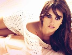 Makeup in the style of Penelope Cruz Photo instruction