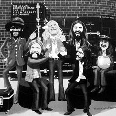35 best images about Allman Brothers Band on Pinterest ...