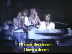 ABBA LYRICS - I have a dream For the angels everywhere. This reminds me if my Daddy Sound Of Music, My Music, Rock Music Quotes, All Lyrics, Best Sister Ever, It Hurts Me, New Beginning Quotes, Friendship Day Quotes, I Have A Dream
