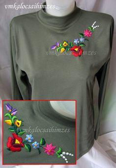 Hungarian Embroidery, Kurti, Hungary, Tattoos, Sweatshirts, Sweaters, Vintage, Gallery, Fashion