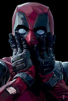 #LowPoly #Deadpool