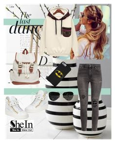 """MAJCA"" by aida-1999 ❤ liked on Polyvore featuring Kähler, H&M, Anja, Giuseppe Zanotti, Wet Seal and Ray-Ban"