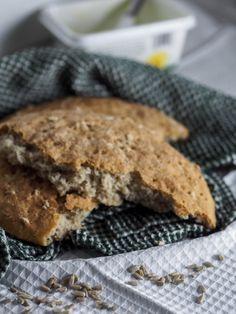 Brot ohne Kneten - Applethree | Food, Travel & Life