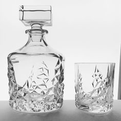 Perfect Match  Sculpture Tumbler & Decanter #bars #autogramtags #barsfordays #cocktail #cocktails #bestdrink #coctails #barman #bartenders #bartending  #bartender #drink #drinks #gintonic #gin #libbey #tonicwater #barsupply #Hamburg #ginlovers #drinking #barware #coasters #worldbestgram #ig_great_pics #mixologist #mixology #jigger #brugal