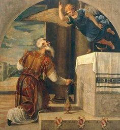 On the Virtue of Holy Silence Before the Mysteries of God. A Meditation on the Silence Imposed on Zechariah « Archdiocese of Washington