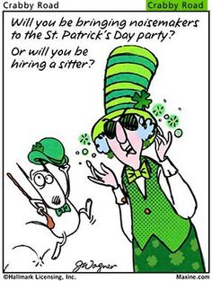 Haha! Maxine nails it every time :)