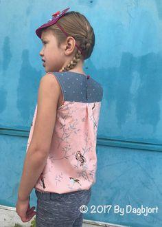 By Dagbjort: The Nena Dress & Top