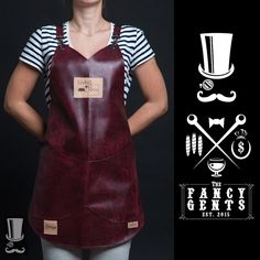 FancyGents Barista Apron