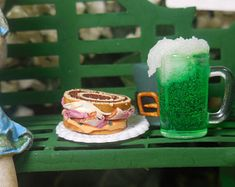 Image result for miniature st patrick's day