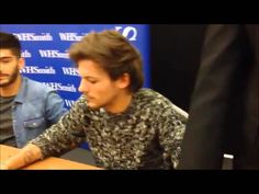 when I met One Direction and held Liam's hand | One Direction Book Signi...