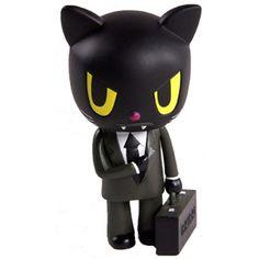Tokidoki Royal Pride Vinyl Figure - Agent Meow