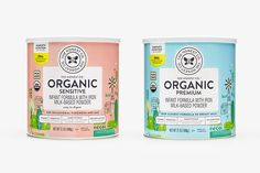 Natural Bath and Body Products Milk Packaging, Beverage Packaging, Honest Company Formula, Best Baby Formula, Powdered Milk, Body Products, Organic Baby, Auntie, Package Design
