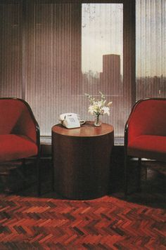 "From ""The International Collection of Interior Design"" (1985)"