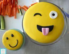 Emoji Cake : Cakemoji CakesBakesAndCookies.com