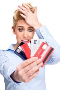 Simple Ways to Reduce Credit Card Debt #SAHM #money