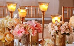 A beautiful Tabletop and flowers for your special event!