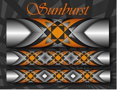Sunburst step by step Custom Rod Building Cross Wrap Pattern Facebook Page - Ademir Romano