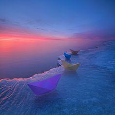 La playa de los soñadores ...