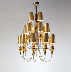 Lámpara de Suspensión JOSEPHINE QUEEN 9.6.3 de Metalarte, diseño por Jaime Hayón - Tendenza Store