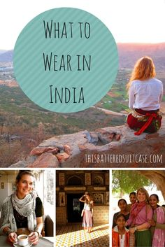 What to Wear in Indi
