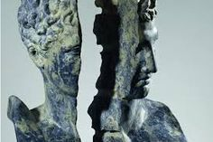 artifact - Google Search Ceramic Sculpture Figurative, Autumn Morning, Lion Sculpture, Sky, Statue, Google Search, Blue, Heaven, Heavens