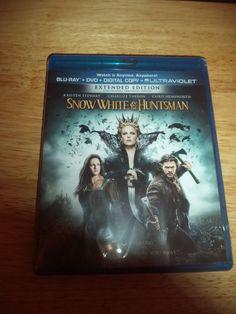 Snow White and the Huntsman (Blu-ray/DVD, 2012, 2-Disc Set)
