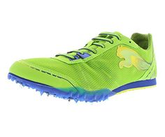 bd10973198a151 Newton Running Mens Distance Elite YellowRed Sneaker 11 D M     For more  information