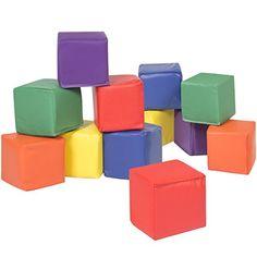 Best Choice Products BCP 12pc Soft Big Foam Blocks Play S... https://www.amazon.com/dp/B01BXA8G1A/ref=cm_sw_r_pi_dp_x_DyWAybM2R88QG