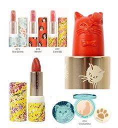 Paul and Joe #cosmetics #packaging #design