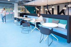 LINKIT Office by VOID interieurarchitectuur, Utrecht – Netherlands » Retail Design Blog
