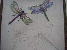 Øyenstikker - Dragonfly - Libellen