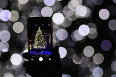 Bokeh di Natale - null