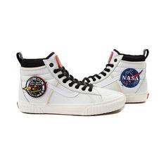 7ffc072c76c Vans Sk8 Hi MTE Space Voyager Skate Shoe - white - 497327 Skate Shoes