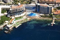 Charisma DeLuxe Hotel, Kusadasi.  Spent a week here before at Easter.  Loved the hotel.