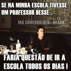 Até nos sábados kkkkkk Teen Wolf Memes, The Mikaelsons, Hello Brother, Mystic Falls, Damon Salvatore, Vampire Diaries The Originals, Delena, Wise Words, Funny Memes