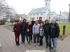 Learn about a free 2 hour walking tour in Reykjavik on my blog #reykjavik #iceland #walkingtour