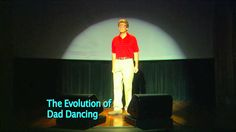 Jimmy Fallon: Evolution Of Dad Dancing (video)