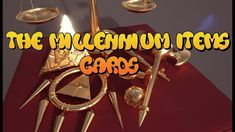The Millennium Items Cards