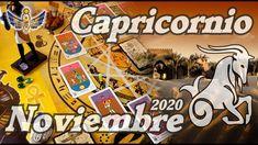 CAPRICORNIO - NOVIEMBRE 2020: Inicia tu Día Decretando Tu Éxito. Proyect... Broadway Shows, Signs, Willpower, Capricorn, November, Shop Signs, Sign
