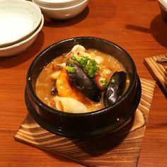 海老味噌煮