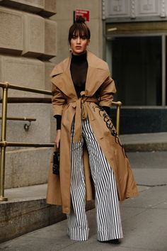 aussi ainsi ♒ the best street style looks from new york fashion week fall 20I8 | fashionista