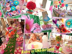 "Alice in Wonderland ""Onederland"""